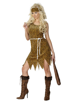 Women's Cavewoman Costume - The Halloween Spot