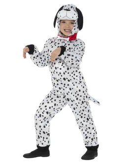 Black and white Kids Dalmatian Costume