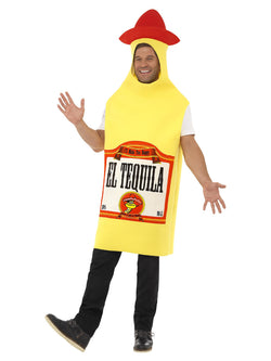 Unisex Tequila Bottle Costume - The Halloween Spot