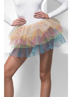 Smiffy's Sparkle Rainbow Tutu - The Halloween Spot