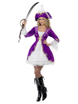 Women's Purple Pirate Beauty - The Halloween Spot
