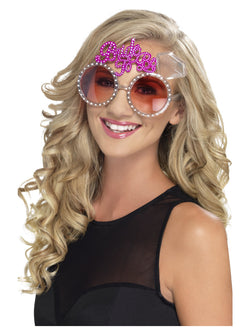 Purple Bride To Be Glasses