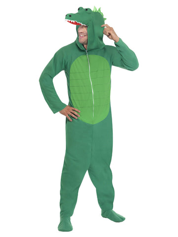 Men's Crocodile Costume