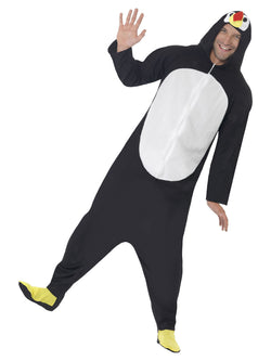 Smiffy's Unisex Plus Size Penguin Costume - The Halloween Spot