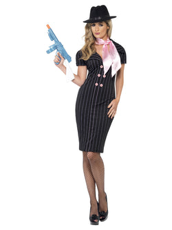 Women's Gangster's Moll Costume