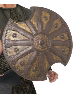 Achilles Shield Brown Colour