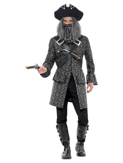 Men's Terror of the Sea Deluxe Pirate Costume - The Halloween Spot