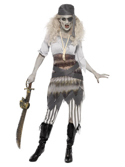Women's Ghost Ship Shipwrecked Sweetie Costume - The Halloween Spot