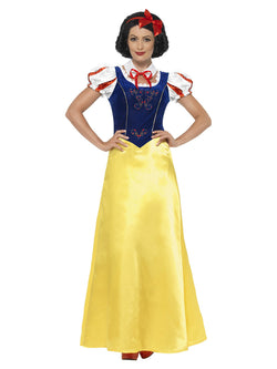 Women's Princess Snow Costume