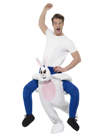 Piggyback Rabbit Costume | Carry me Costume