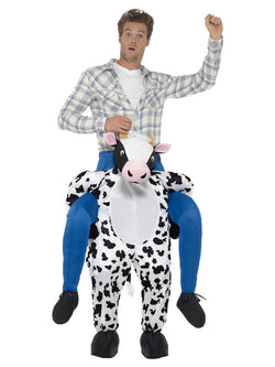 Piggyback Cow Carry Me Costume