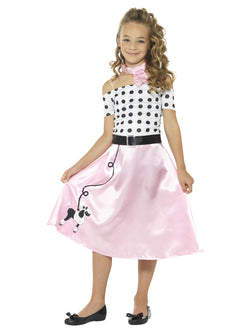 50s Poodle Girl Costume - The Halloween Spot