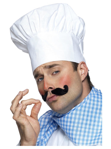 White Chef Hat
