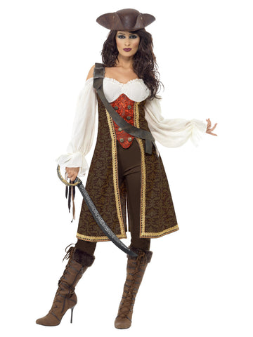 Women's High Seas Pirate Wench Costume