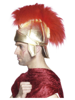Men's Roman Soldiers Helmet - The Halloween Spot