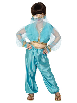 Girl's Arabian Princess Costume - The Halloween Spot