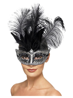 Venetian Colombina Eyemask - The Halloween Spot