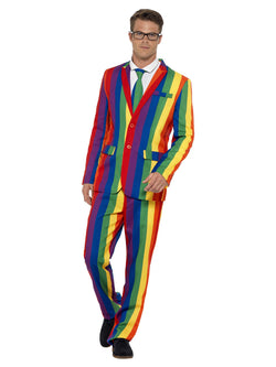 Multicoloured Over The Rainbow Suit