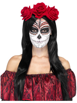 Women's Day of the Dead Headband - The Halloween Spot