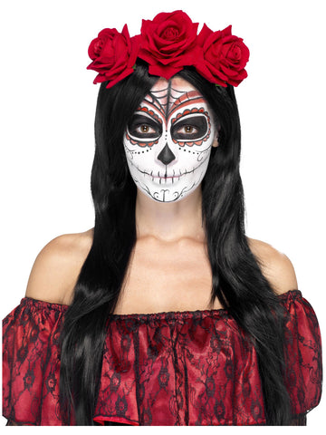 Women's Day of the Dead Headband