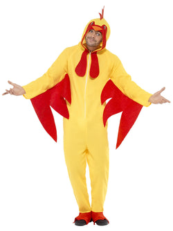 Smiffy's Men's Unisex Chicken Costume