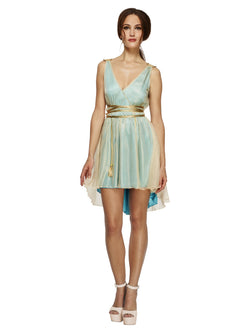 Women's Fever Grecian Queen Costume