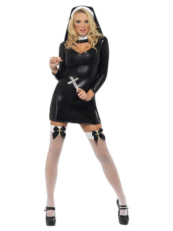 Women's Sister Bliss Costume Black Colour