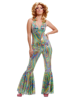 Women's 1970's Dancing Queen Costume