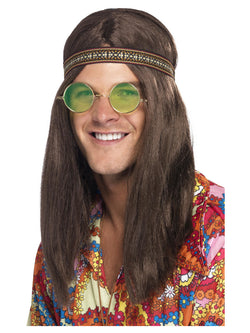 Mens Hippie Kit - The Halloween Spot