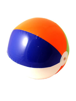 Multi-coloured Beach Ball