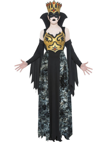 Women's The Phantom Queen Costume Set
