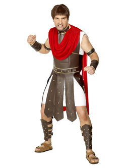 Men's Centurion Brown Costume