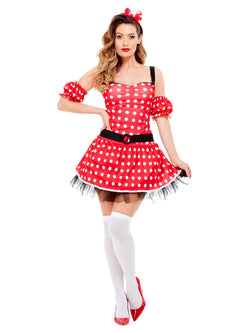 Women's Madame Mouse Costume