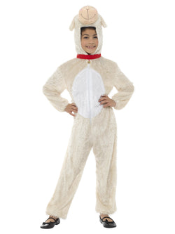 Kid's Lamb Costume