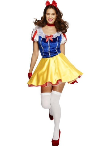 Women's Fever Fairytale Costume, with Dress