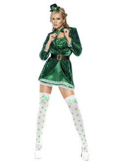 Women's St Patrick's Day Green Costume