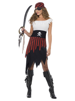 Women's Pirate Wench Costume - The Halloween Spot