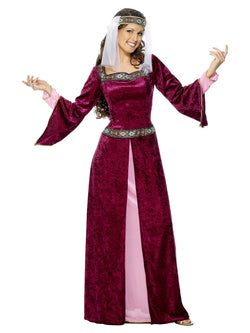 Women's Plus Size Maid Marion Costume