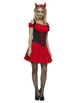 Women's Fever Wicked Devil Costume - The Halloween Spot
