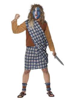 Men's Brave Scotsman Costume