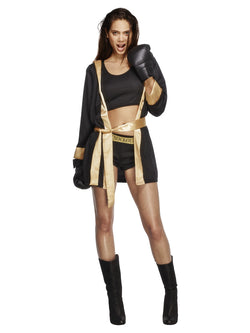 Women's Fever Knockout Costume