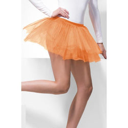 4 Layers Colourful Tutu Underskirt Costume