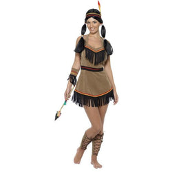 Native American Inspired Woman Costume - The Halloween Spot