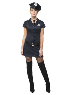 Women's Fever Naughty Cop Costume