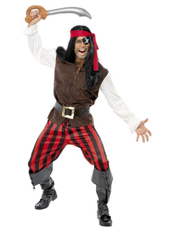Men's Pirate Ship Mate Costume