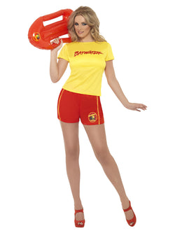 Women's Baywatch Beach Costume - The Halloween Spot