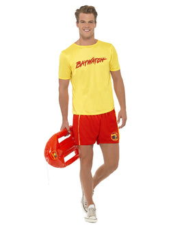 Men's Baywatch Men's Beach Costume