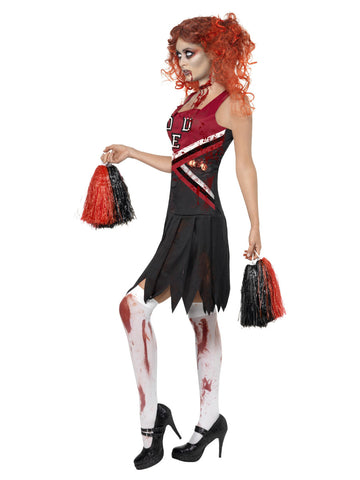 Women's High School Horror Cheerleader Costume