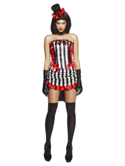 Women's Fever Madame Vamp Costume - The Halloween Spot
