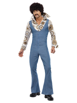 Men's Groovy Dancer Costume - The Halloween Spot